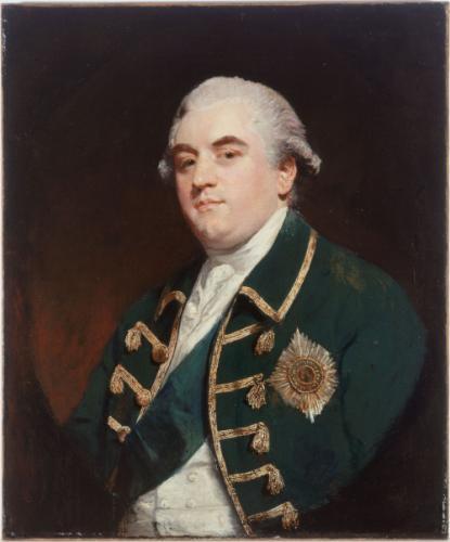 ロバート・ヘンリーの肖像画