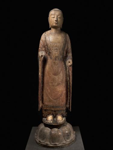 セルヌスキ美術館 仏像